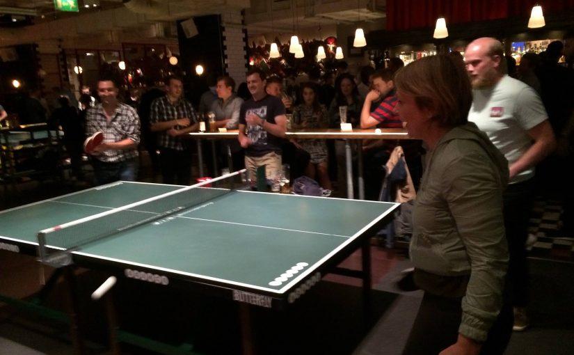 Ping Pong Unlocked