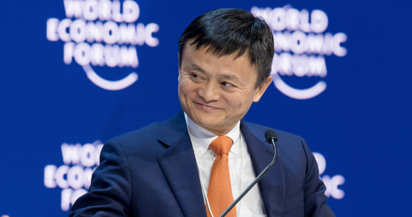 Jack Ma on the IQ of love